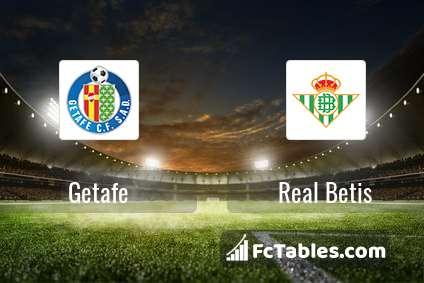 Anteprima della foto Getafe - Real Betis