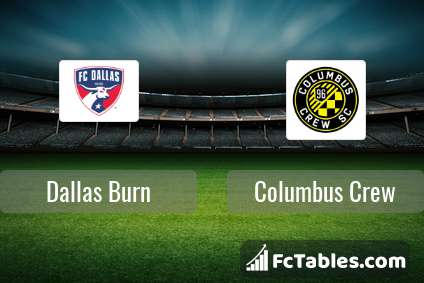 Preview image Dallas Burn - Columbus Crew