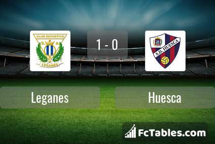 Preview image Leganes - Huesca