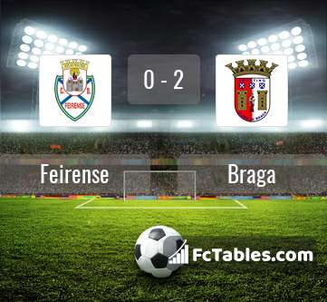 Preview image Feirense - Braga