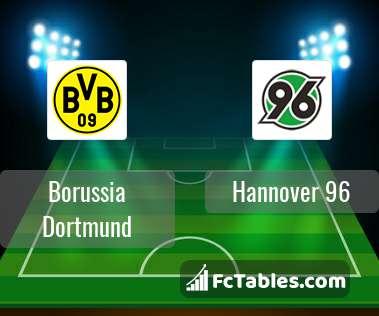 Anteprima della foto Borussia Dortmund - Hannover 96