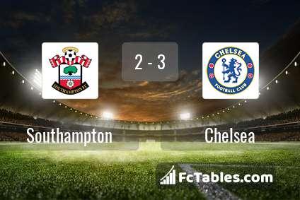 Anteprima della foto Southampton - Chelsea