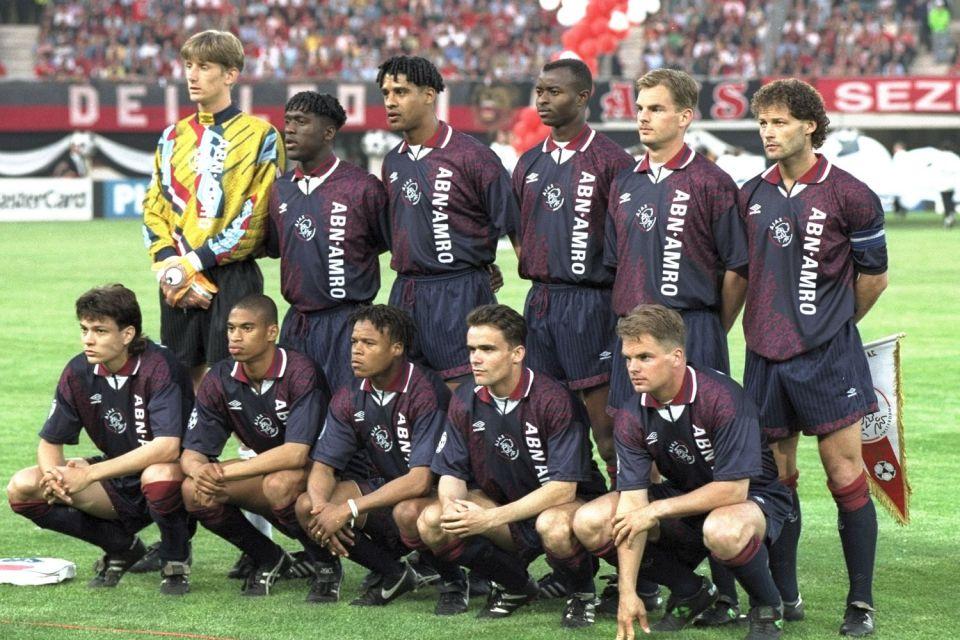 Ajax amsterdam when Luis van Gaal was manager