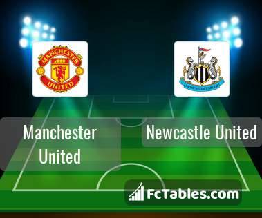 Preview image Manchester United - Newcastle United