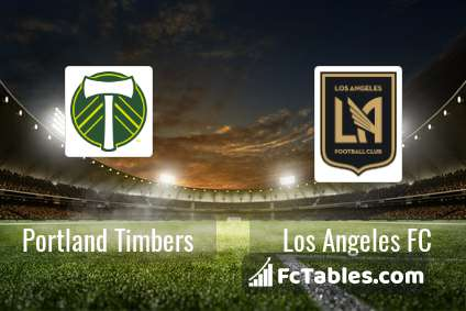 Preview image Portland Timbers - Los Angeles FC