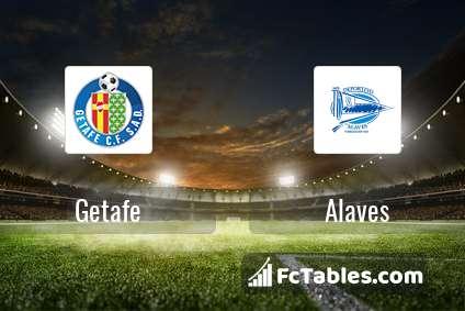 Preview image Getafe - Alaves