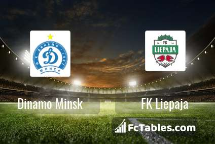 Preview image Dinamo Minsk - FK Liepaja