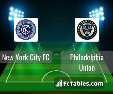 Preview image New York City FC - Philadelphia Union