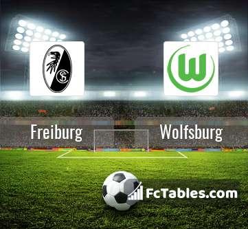 Preview image Freiburg - Wolfsburg