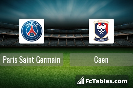 Preview image Paris Saint Germain - Caen