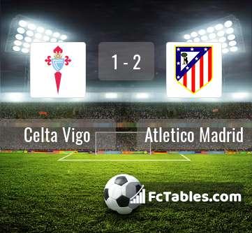 Preview image Celta Vigo - Atletico Madrid