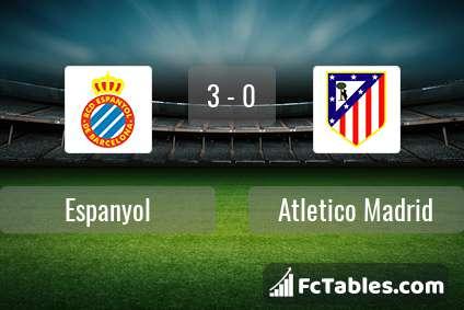 Preview image Espanyol - Atletico Madrid