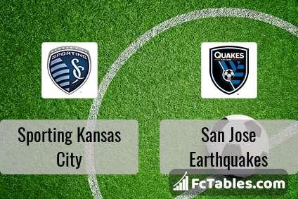 Preview image Sporting Kansas City - San Jose Earthquakes