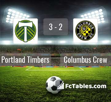 Preview image Portland Timbers - Columbus Crew