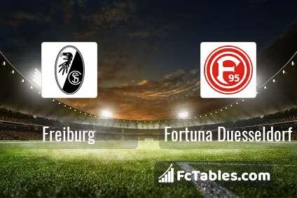 Podgląd zdjęcia Freiburg - Fortuna Duesseldorf
