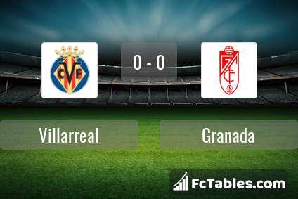 Preview image Villarreal - Granada