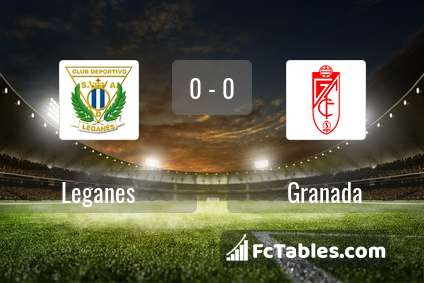 Preview image Leganes - Granada