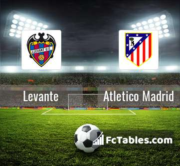 Levante Atletico Madryt H2H