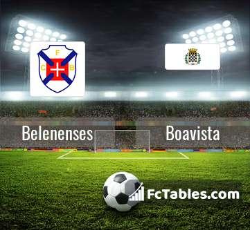 Podgląd zdjęcia Belenenses - Boavista Porto