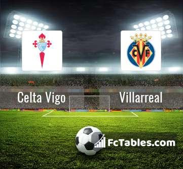 Preview image Celta Vigo - Villarreal