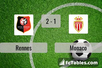 Preview image Rennes - Monaco