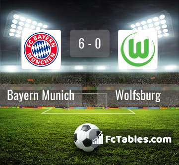 Preview image Bayern Munich - Wolfsburg