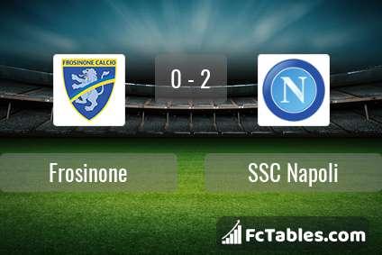 Preview image Frosinone - Napoli
