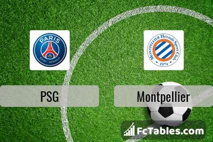 Preview image PSG - Montpellier