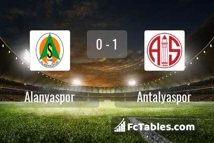 Preview image Alanyaspor - Antalyaspor