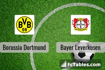 Preview image Borussia Dortmund - Bayer Leverkusen