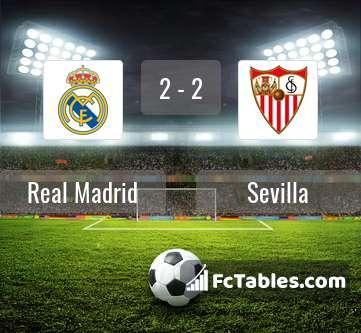 Preview image Real Madrid - Sevilla