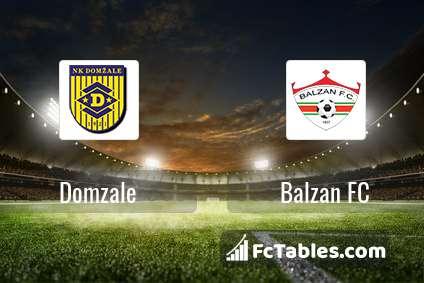 Preview image Domzale - Balzan FC