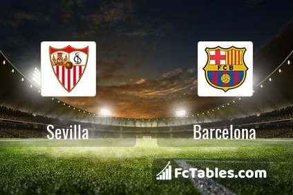 Podgląd zdjęcia Sevilla FC - FC Barcelona