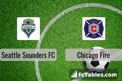 Preview image Seattle Sounders FC - Chicago Fire