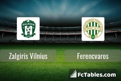 Preview image Zalgiris Vilnius - Ferencvaros
