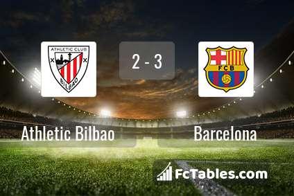 Podgląd zdjęcia Athletic Bilbao - FC Barcelona