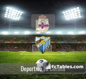 Preview image RC Deportivo - Malaga