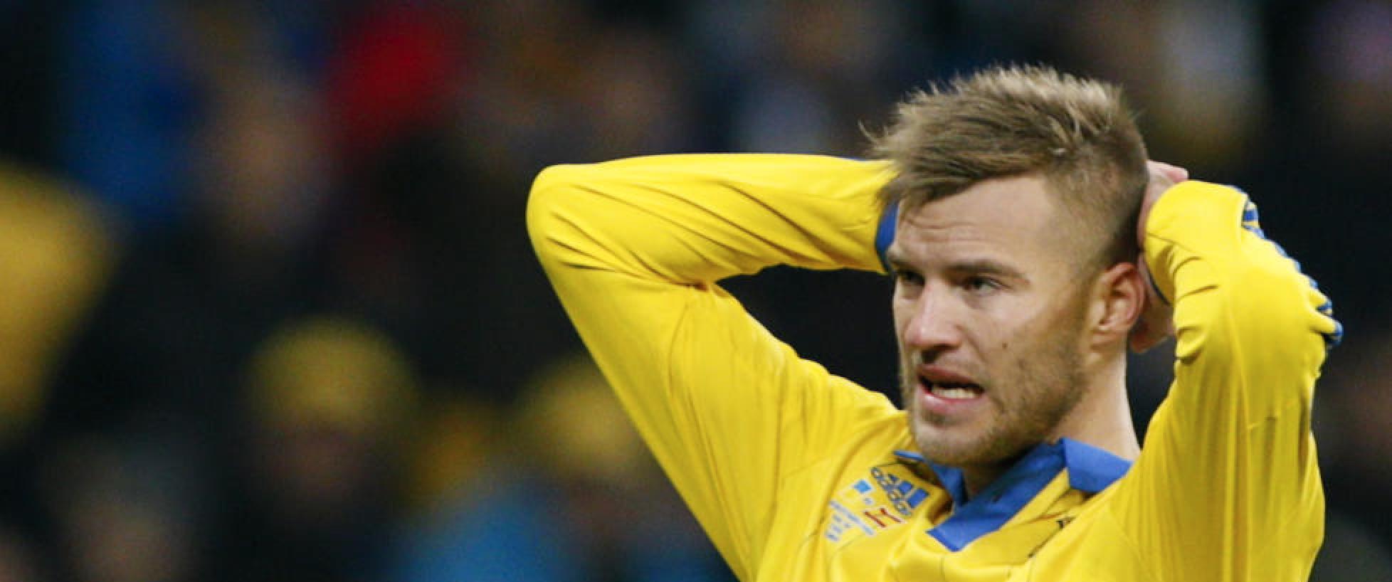 Andriy Yarmolenko statistics history goals assists matches