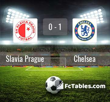 Preview image Slavia Prague - Chelsea