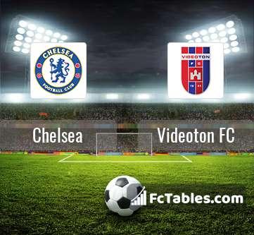 Preview image Chelsea - Videoton FC