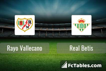 Preview image Rayo Vallecano - Real Betis