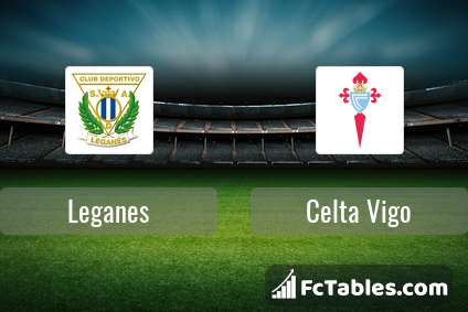 Podgląd zdjęcia Leganes - Celta Vigo