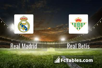 Preview image Real Madrid - Real Betis