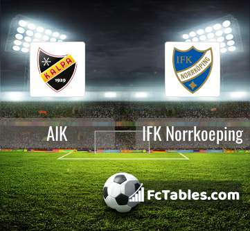 Preview image AIK - IFK Norrkoeping
