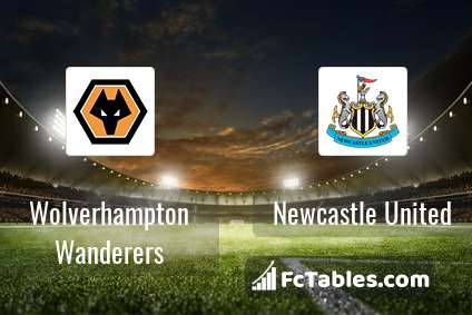 Preview image Wolverhampton Wanderers - Newcastle United