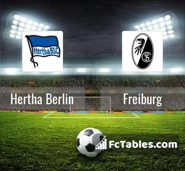 Preview image Hertha Berlin - Freiburg