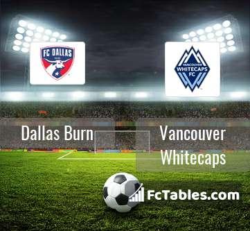 Preview image Dallas Burn - Vancouver Whitecaps