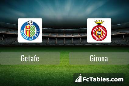 Preview image Getafe - Girona