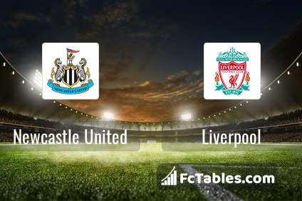 Preview image Newcastle United - Liverpool