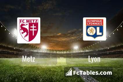 Preview image Metz - Lyon